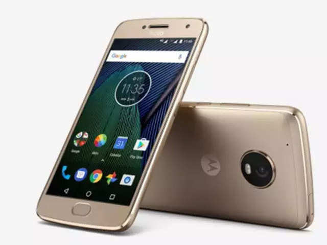 Motorola Moto G5S Plus gets Android 8 1 Oreo update - Latest