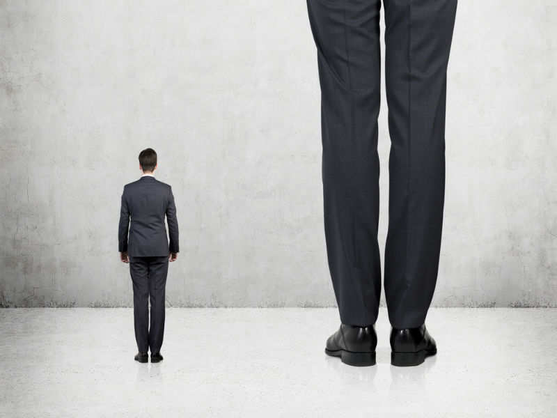 Short People Alert It May Be Harder For You To Lose Weight Times Of India