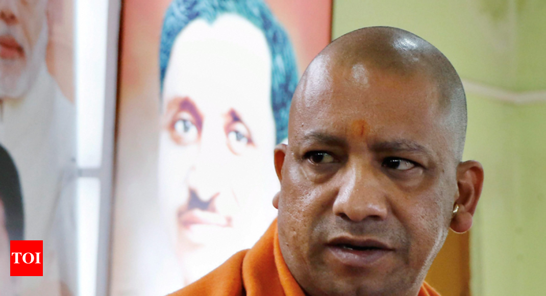photo - Yogi Adityanath's stock tanks after string of bypoll losses - Events of India