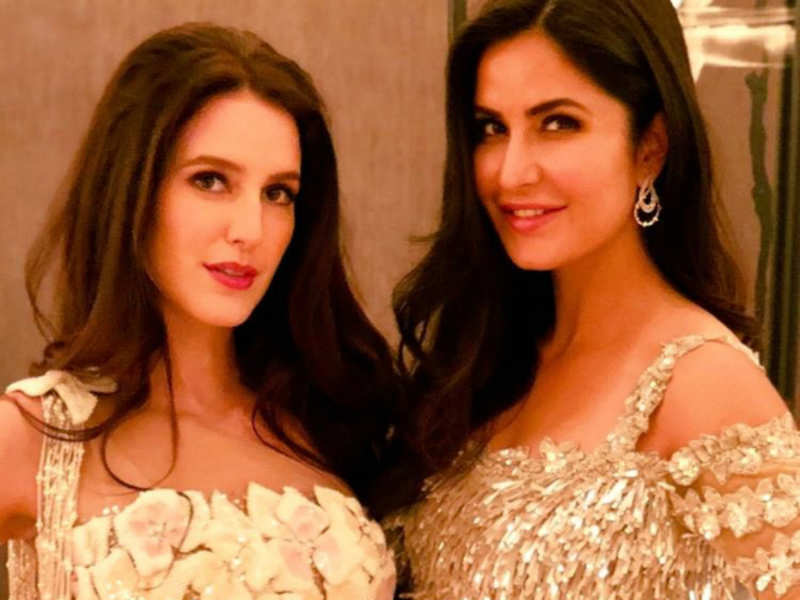 Katrina Kaif: Watch: Katrina Kaif's in-house chef is none other than her  sister Isabelle Kaif | Hindi Movie News - Times of India