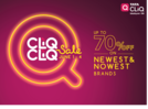 TiQ-TiQ! Here's your last chance to be a part of the CLiQ-CLiQ Sale