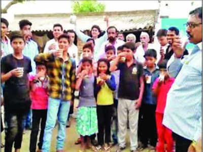agra: In this Agra village, selling milk is a sin | Agra News ...