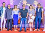 Remo D'Souza, Freddy Daruwala, Ramesh Taurani, Daisy Shah, Salman Khan, Jacqueline Fernandez, Bobby Deol and Saqib Saleem