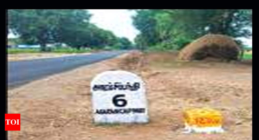 Chennai Salem highway project Greenfield highway plan hits