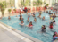 Aqua Zumba party makes it a happy weekend