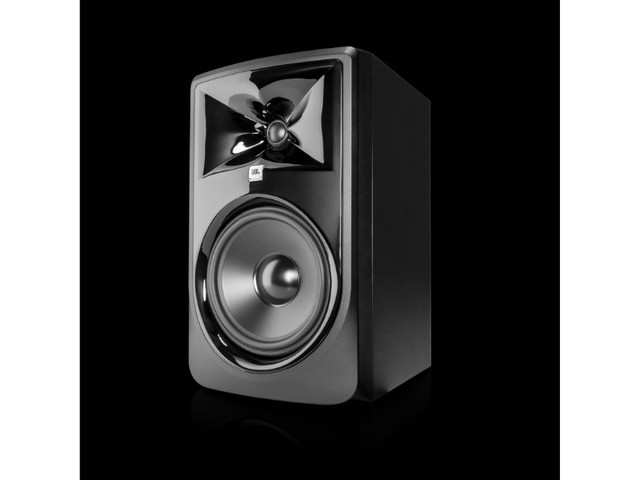Harman Professional launches new JBL 3 series MkII studio monitors