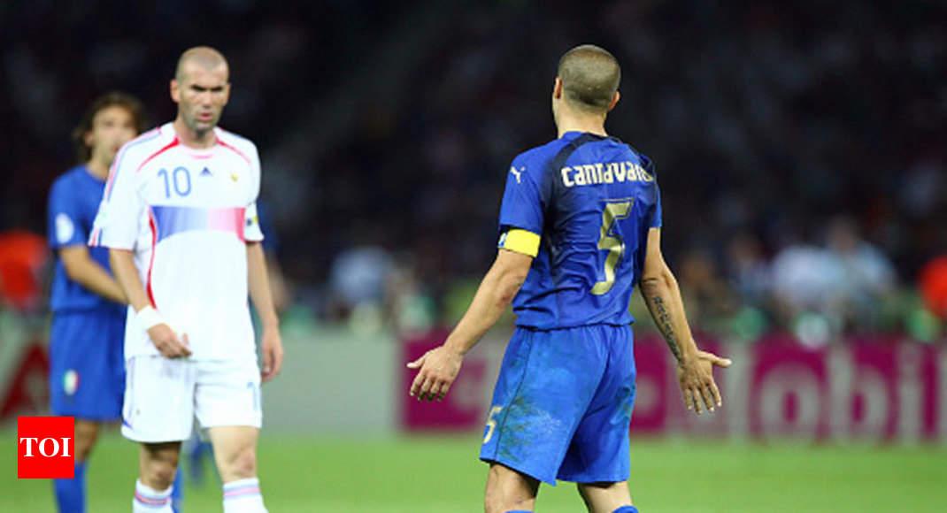 FIFA World Cup Flashback  Zidane loses his head 307e9b287
