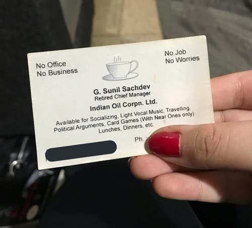 Funny photos times of india humour 10 super creative and witty business cards reheart Images