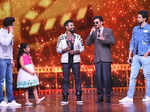 Jay Bhanushali, Tamanna, Remo D'Souza, Anil Kapoor and Saqib Saleem