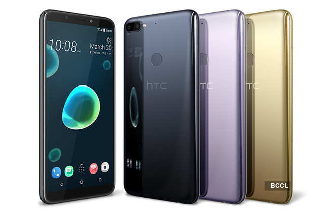 HTC Desire 12 and Desire 12+ launching in India on June 6
