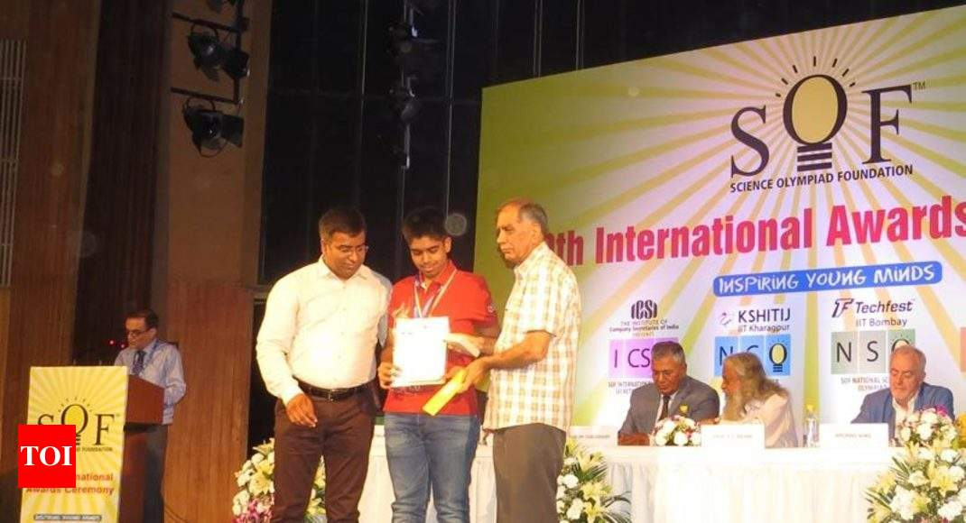 Indian engineering olympiad prizes images