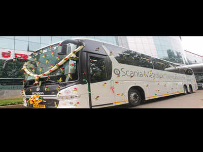 Scania Commercial Vehicles India Private Ltd: Scania forced