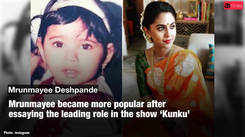 Behold childhood pictures of leading Marathi television actresses