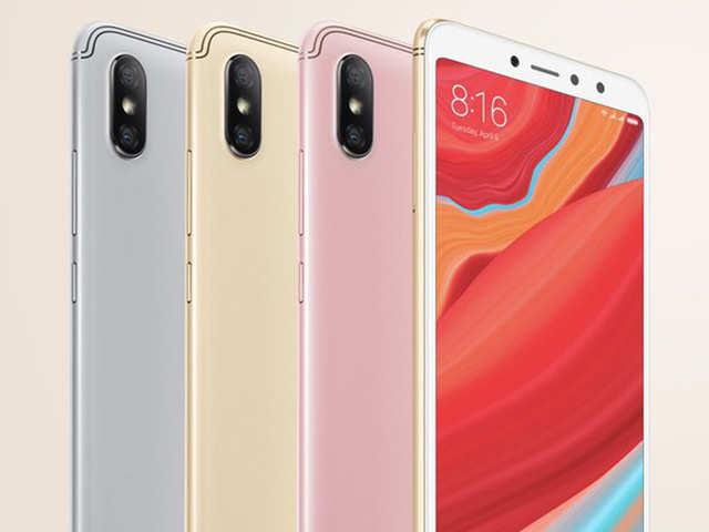 34dbe57b3a6 Xiaomi Redmi Y2 launched in India  company s first phone to run on Android  Oreo out