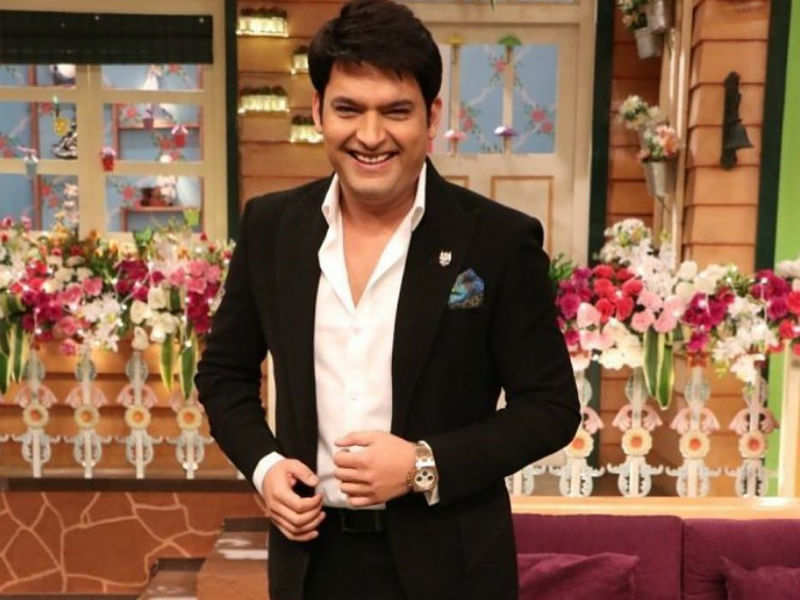 Kapil Sharma tweets after a two month's break to reconnect with his followers