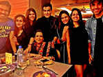 Ekta Kapoor, Mushtaq Shiekh, Jeetendra, Shobha Kapoor, Mona Singh, Anita Hassanandani, Rohit Reddy and Tusshar Kapoor