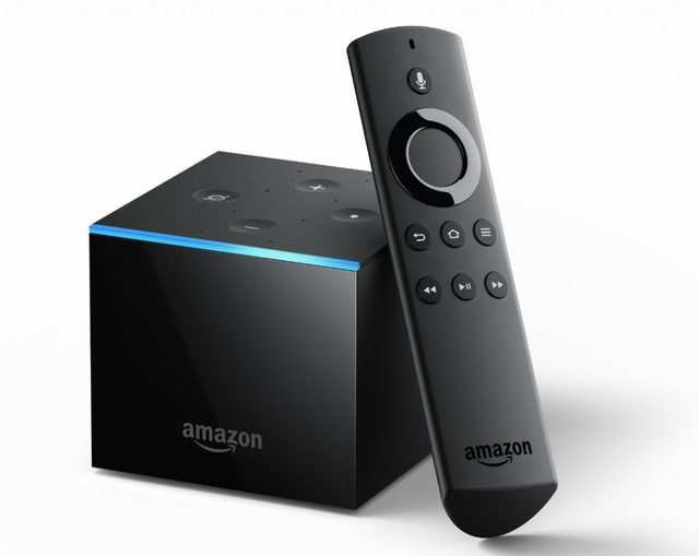 Amazon Fire TV Cube 4K HDR streaming media player with Alexa launched