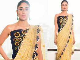 The summer of saris