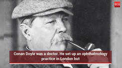 Amazing facts about Sir Arthur Conan Doyle