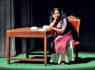 Play Savitri staged at Govindrao Gune Sabhagruha