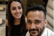 Husband Rohit is her lucky charm