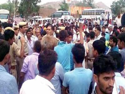 Cricket: Cricket tie turns violent in Alwar, woman hit by bullet