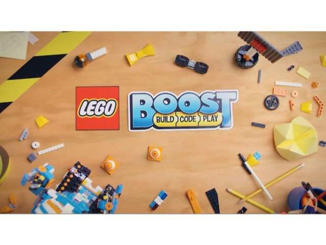Lego launches Lego Boost, building and coding set in India