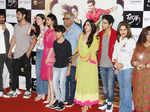 Photos of trailer launch of Janhvi Kapoor's film Dhadak