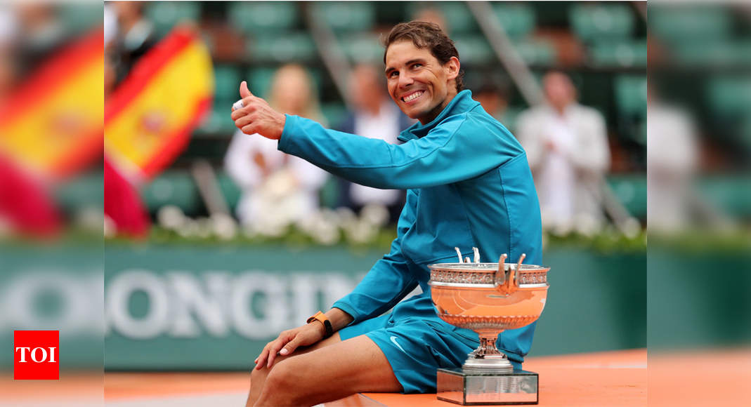 Lesser Known Facts About Rafael Nadal The 2018 French Open Champion Tennis News Times Of India
