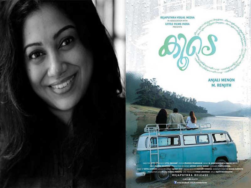 Anjali Menon's film with Prithviraj, Parvathy and Nazriya titled 'Koode'