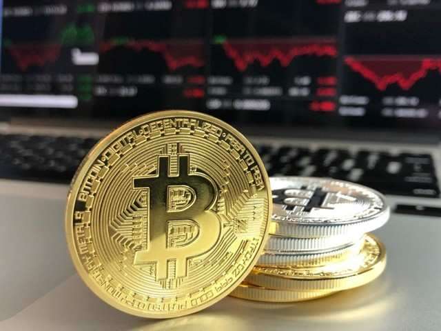 Bitcoin plunges again; hits two-month low