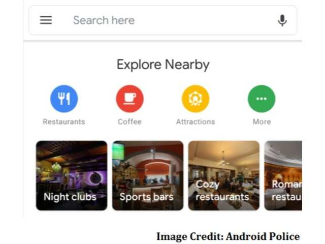 Here are the six new features added to Google Maps - Apps News