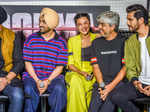 Sandeep Singh, Diljit Dosanjh, Taapsee Pannu, Shaad Ali and Angad Bedi