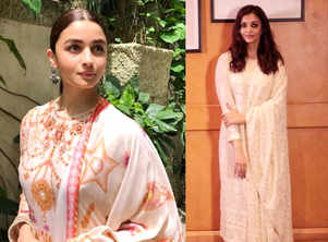 Aishwarya & Alia show how to work this hue