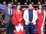 Anil Kapoor, Jacqueline Fernandez, Salman Khan and Daisy Shah