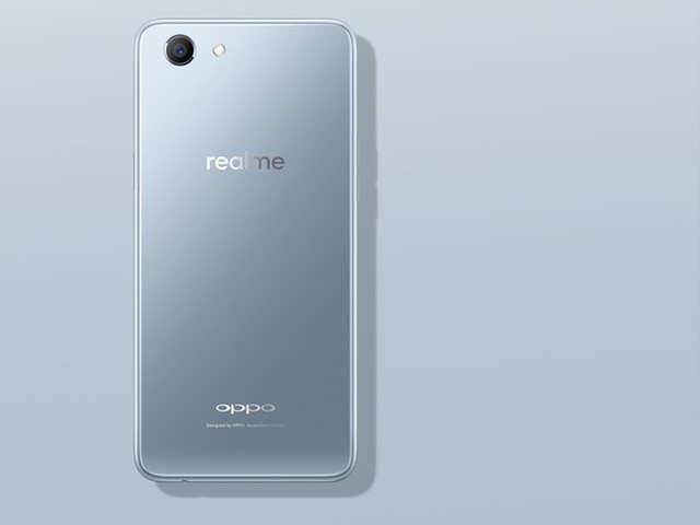Realme 1's Moonlight Silver variant launched, to go on sale on June 18