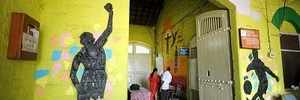 Juvenile inmates give Yerwada remand home a colourful facelift