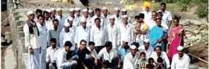 Maharashtra: Khandgedara villagers build 100-feet bridge without government's support