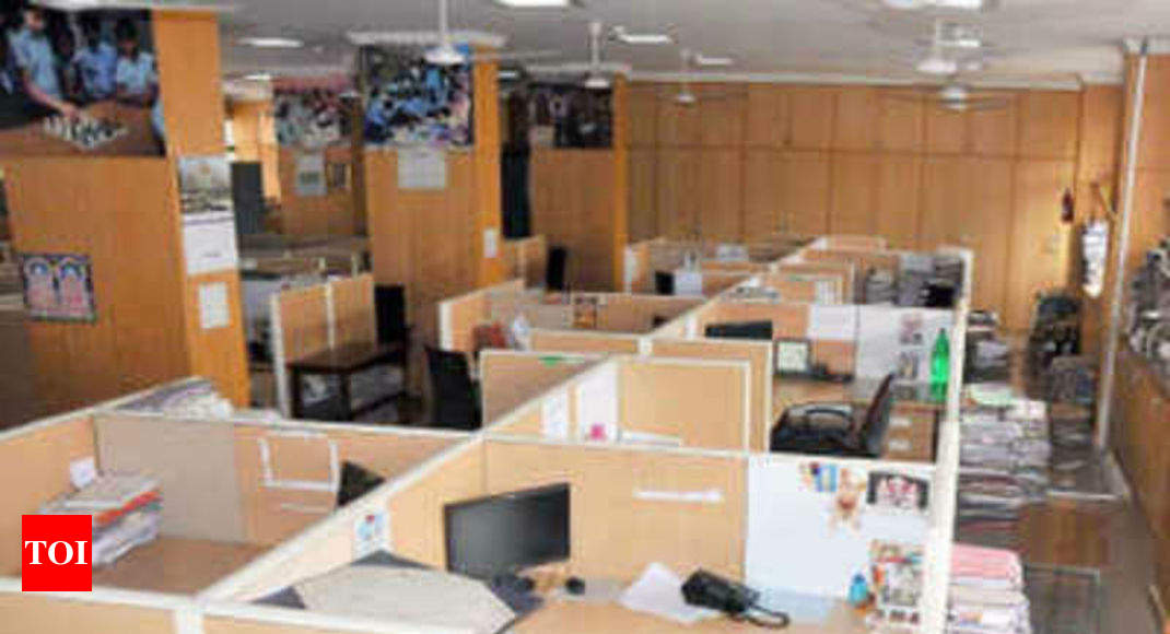 Over 80% of government staff late for work, finds out Puducherry minister - Times of India