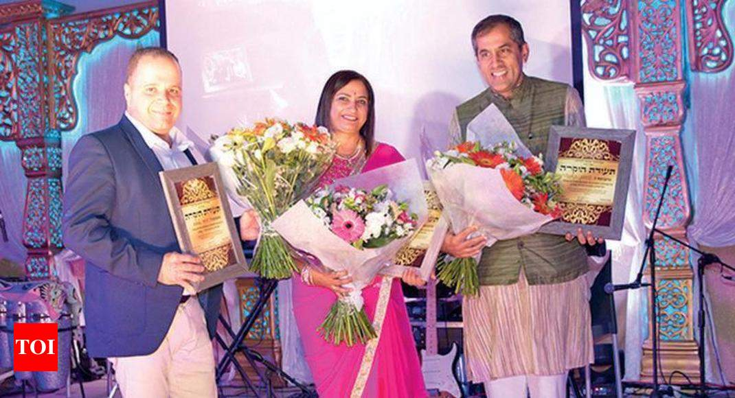 Indian-origin woman running for mayor's post in Israel - Times of India