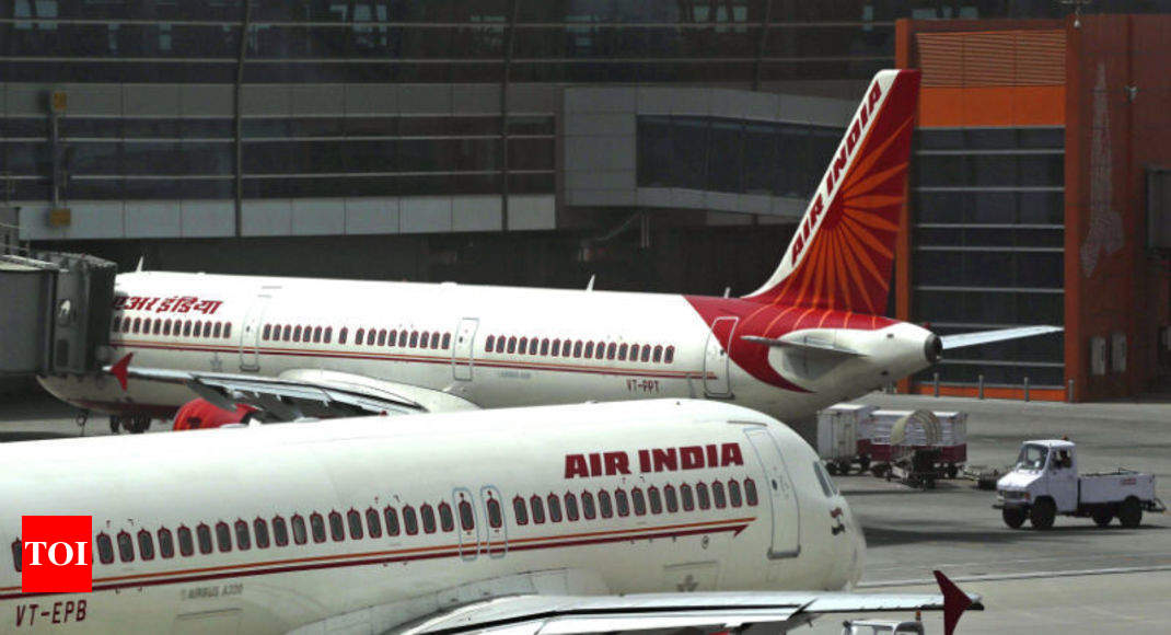Air India sale: Now, government says IPO an option - Times of India