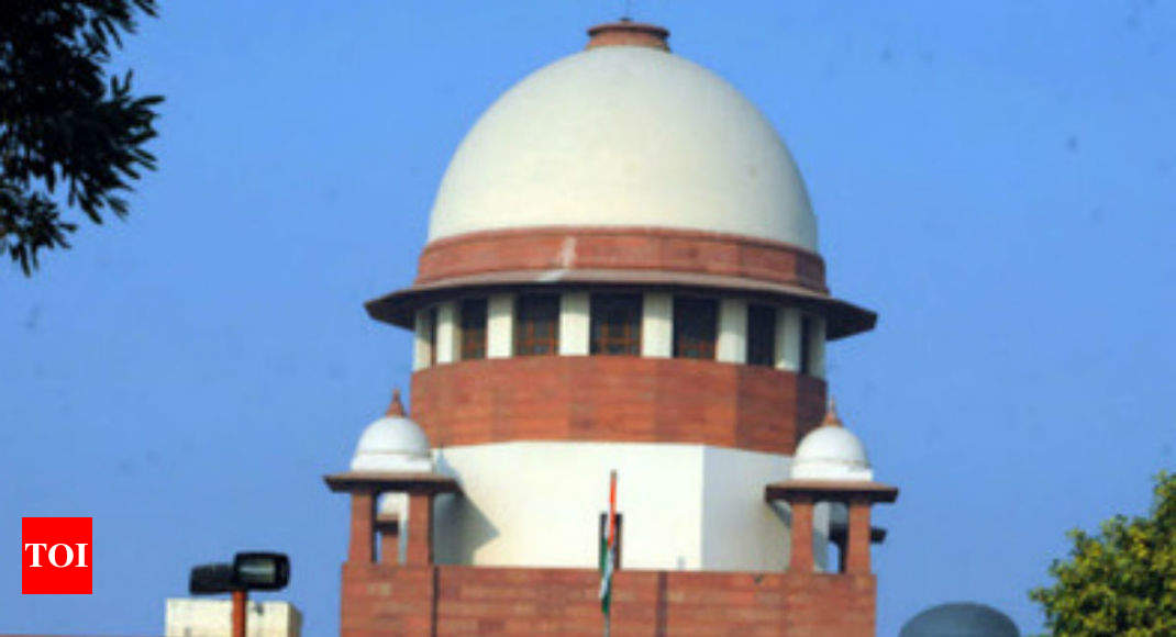 SC refuses to stay UPPSC mains exam - Times of India
