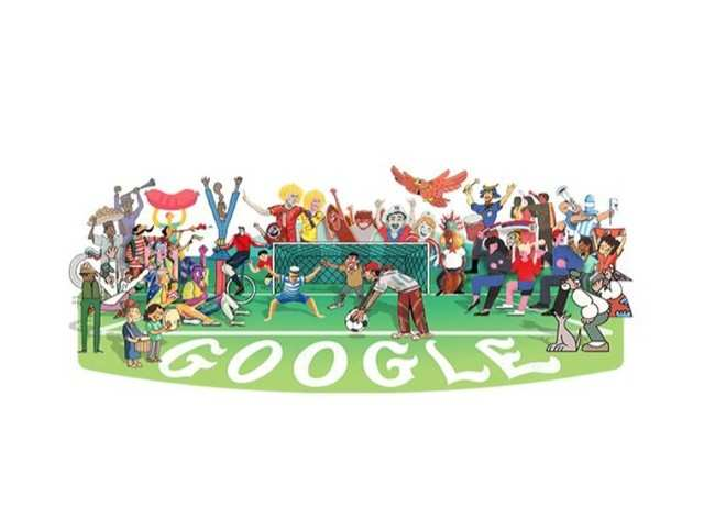 Google honours 2018 FIFA World Cup's cultural diversity with doodle