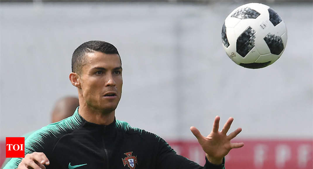 Ronaldo primed for likely last shot at World Cup glory - Times of India