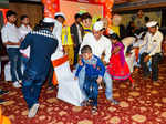 Father's Day celebrations with Mumbai dabbawalas