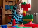 Building blocks help build children's personalities
