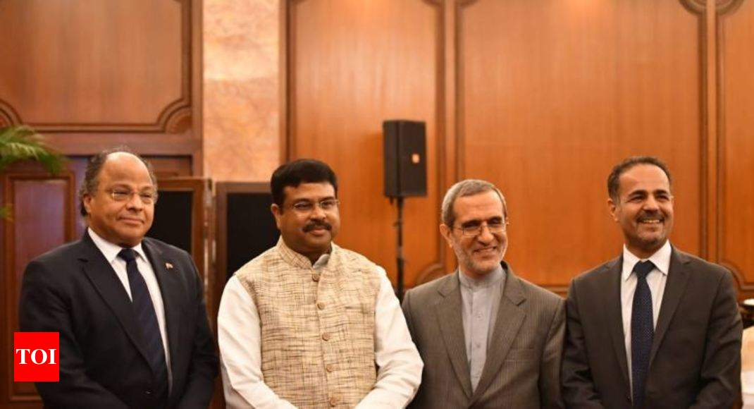 photo - Mark oil responsibly, India tells OPEC - Cases of India
