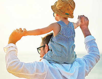 Joy of a father