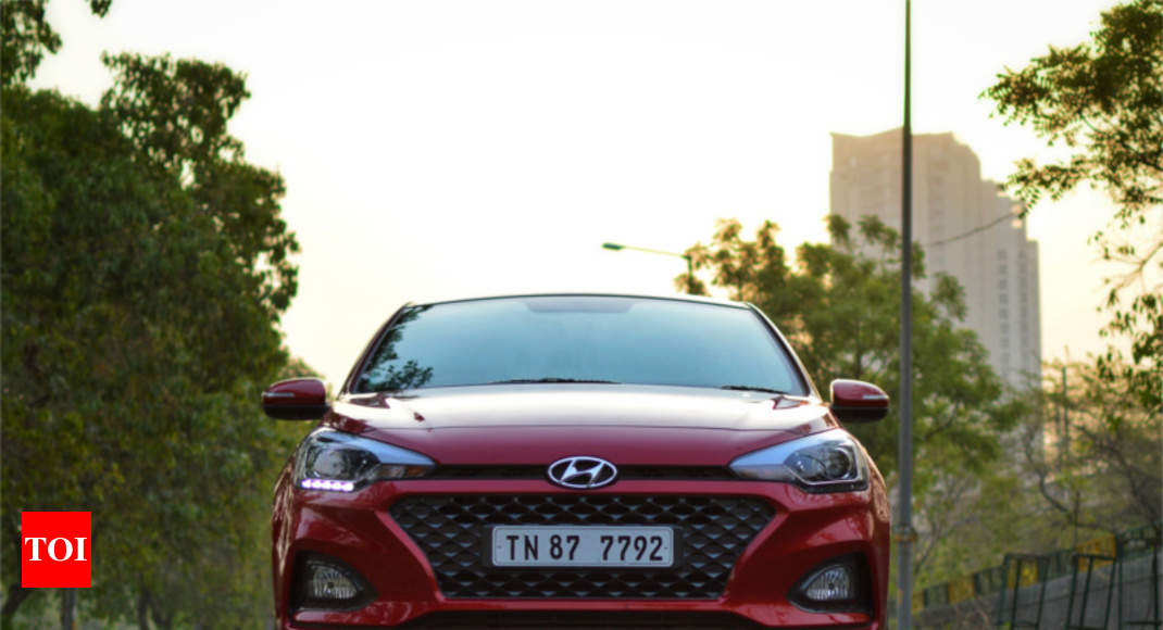 Hyundai I20 2018 Hyundai Elite I20 Review The Premium Hatch Battle
