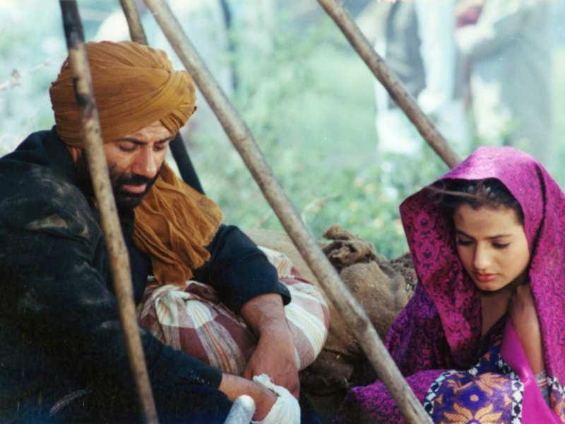Sunny Deol feels nostalgic as 'Gadar: Ek Prem Katha' completes 17 years   Hindi  Movie News - Times of India